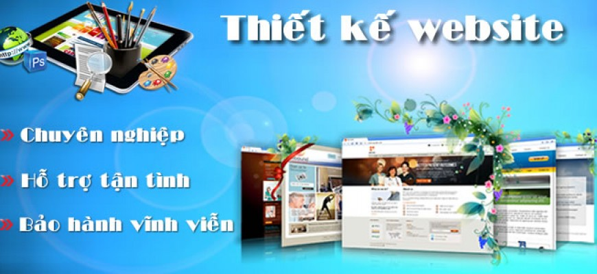 thiết kế web an giang