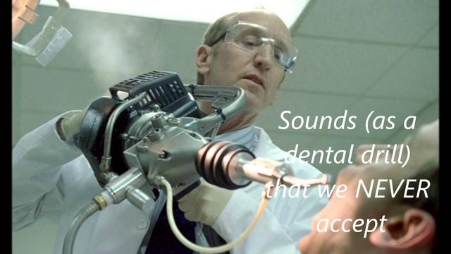 10 âm thanh khiến con người cảm thấy khó chịu nhất