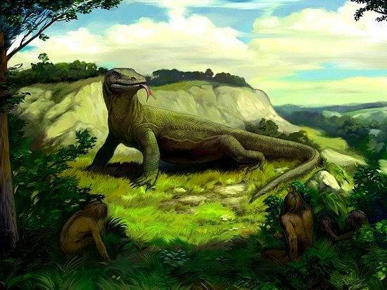 10 động vật huyền thoại có thể có thật