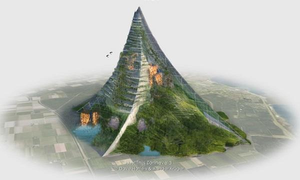10 dự án kiến trúc lớn nhất hành tinh