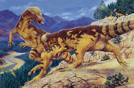 10 loài khủng long kỳ dị, khó tưởng tượng