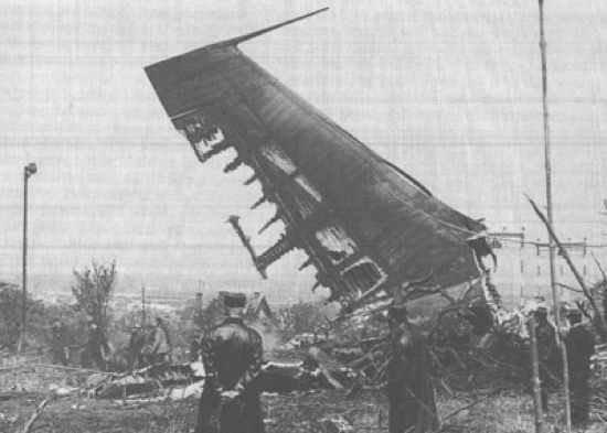 10 tai nạn máy bay kinh hoàng trong thể thao