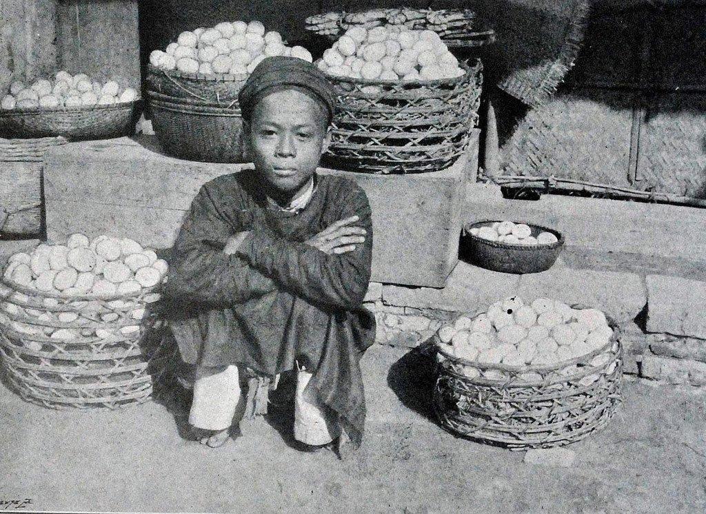 100 năm trước người Việt mưu sinh bằng nghề gì?