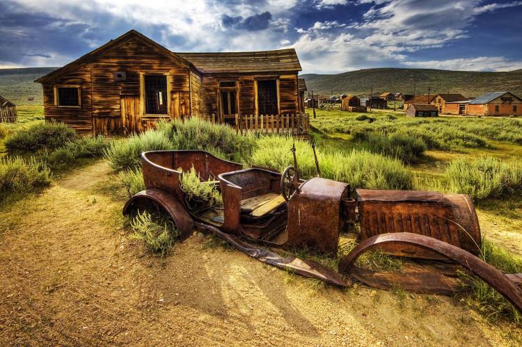 12 địa điểm bỏ hoang và những câu chuyện không dành cho những kẻ yếu tim
