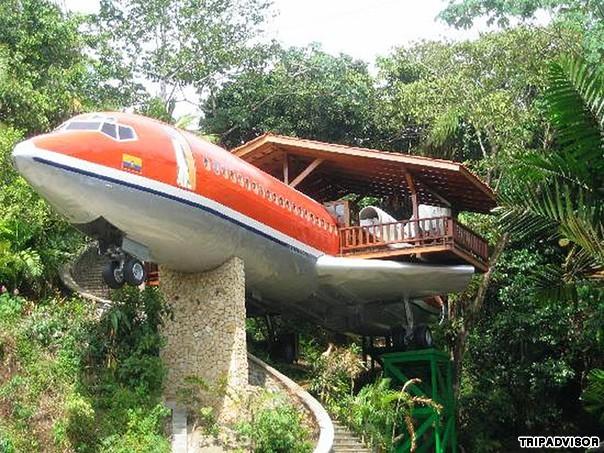12 khách sạn không tưởng nổi tồn tại trên thế giới
