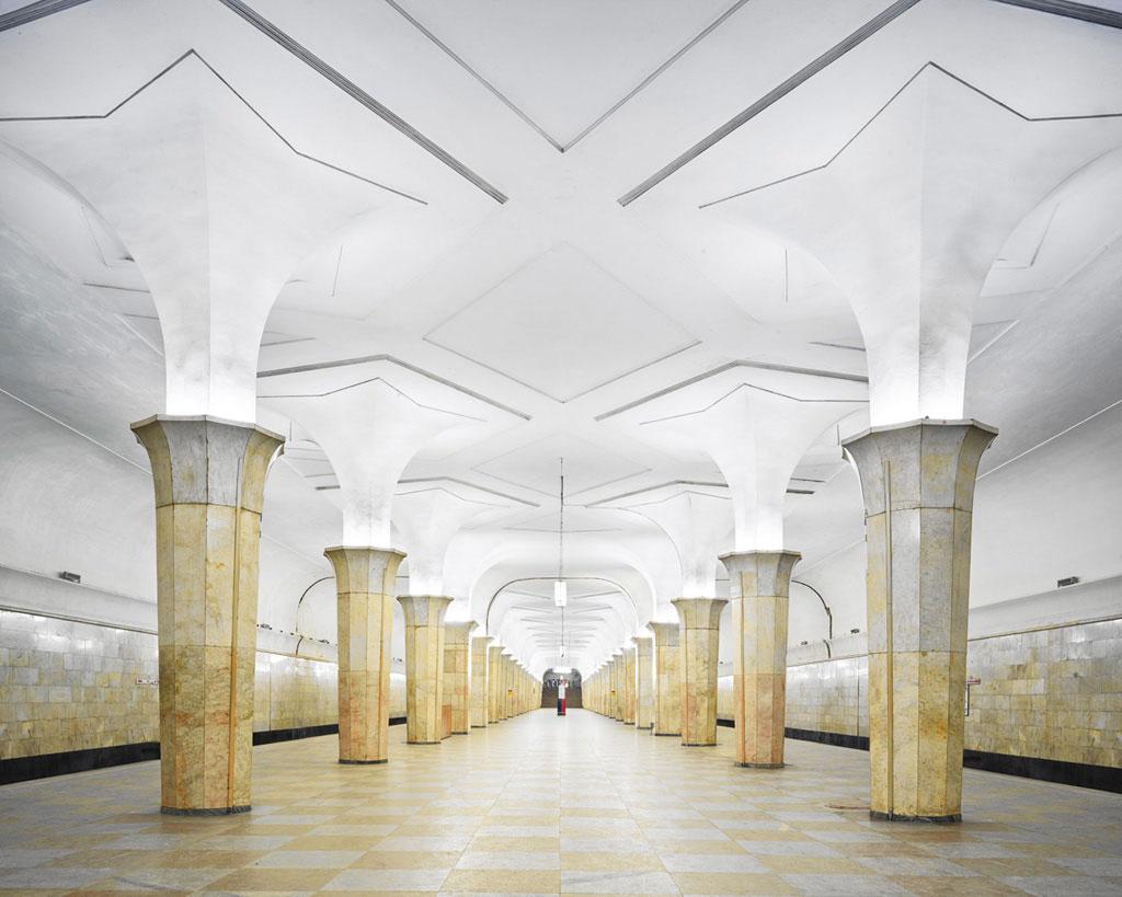 13 ga tàu lộng lẫy như cung điện ở Nga