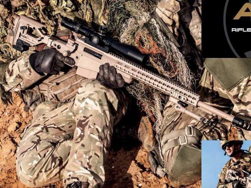 15 khẩu súng hi-tech khủng nhất thế giới