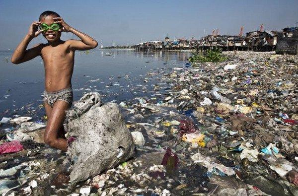 20 bức ảnh gây shock về sự tàn phá của con người tới trái đất