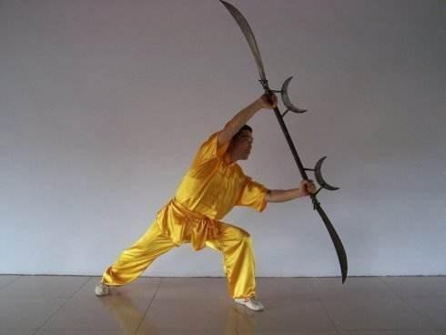 4 vũ khí dị nhất Trung Quốc: Cái cuối cùng là khắc tinh của samurai Nhật Bản