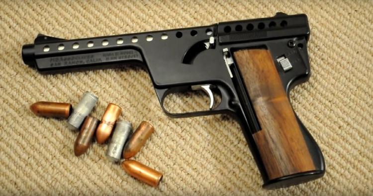 5 khẩu súng ngắn dị nhất thế giới