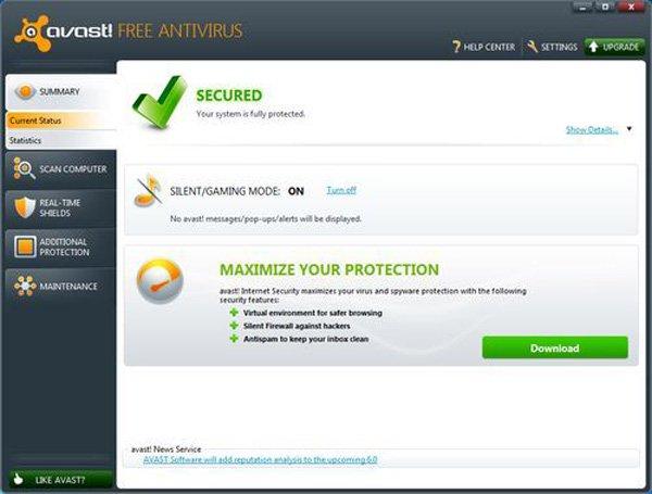 5 phần mềm diệt virus miễn phí tốt nhất 2016