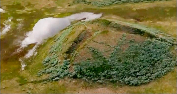 7.000 bom khí có thể tạo ra hố khổng lồ ở Siberia