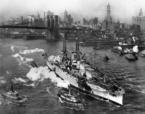 7 chiến hạm từng một thời khét tiếng trên hải đồ thế giới