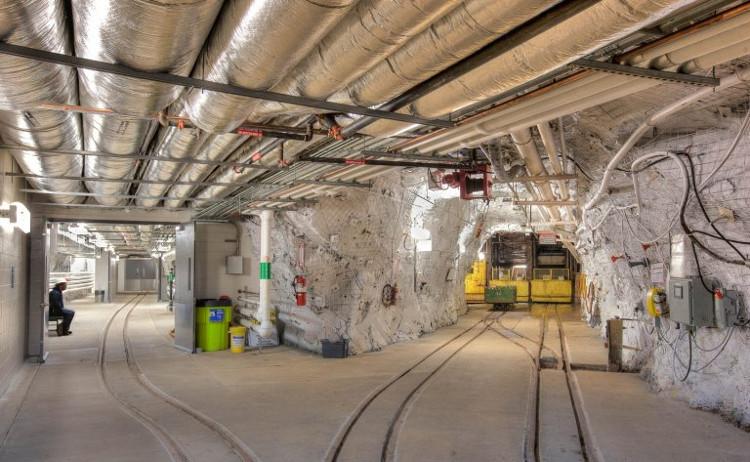 7 công trình quy mô ấn tượng dưới lòng đất