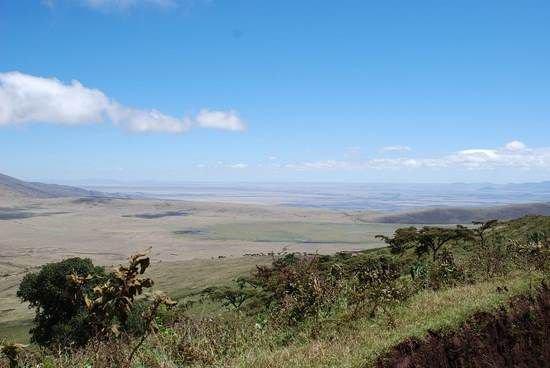 7 kỳ quan thiên nhiên của châu Phi