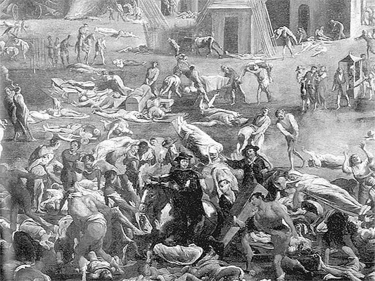 7 sự kiện bi thương nhất trong lịch sử nhân loại
