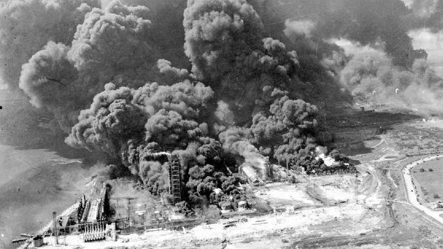 7 vụ nổ kinh thiên động địa nhất trong lịch sử loài người