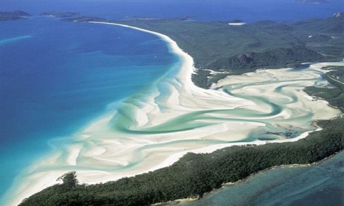 8 bãi biển nguyên sơ nhất thế giới