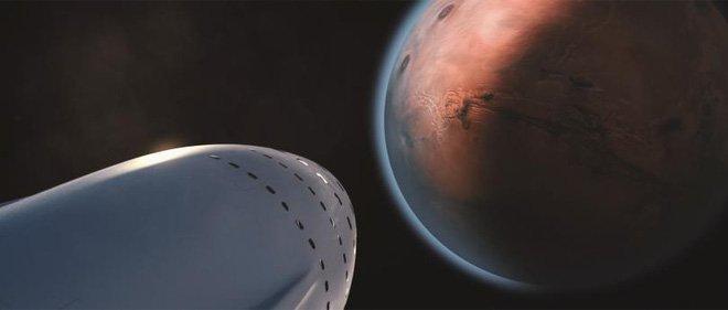 8 bức ảnh này của SpaceX sẽ cho bạn biết chuyến đi đầu tiên đến Sao Hỏa của chúng ta trông sẽ như thế nào