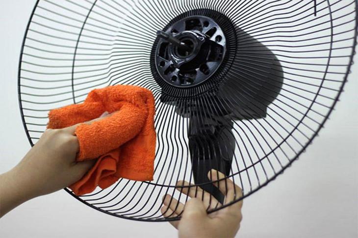 8 sự cố thường gặp khi sử dụng quạt điện và cách khắc phục