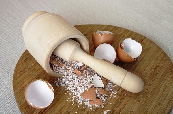 8 tác dụng bất ngờ của vỏ trứng