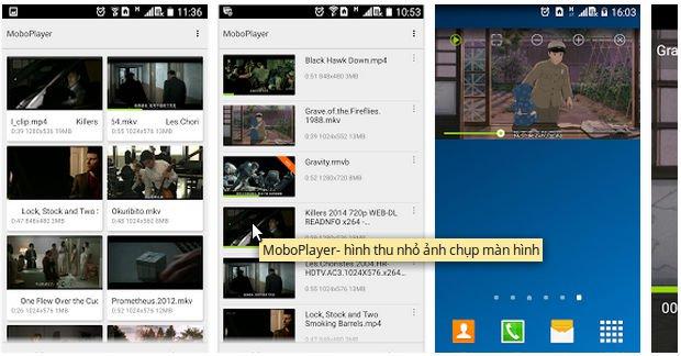 8 ứng dụng xem phim tốt nhất trên Android