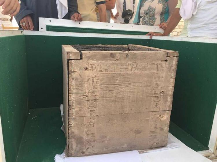 Ai Cập phát hiện mộ công chúa hoàng gia 3.700 tuổi