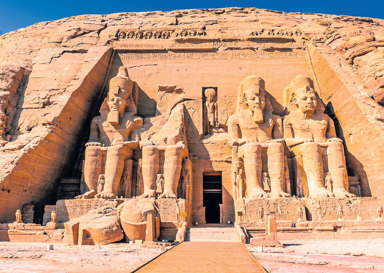 Ai Cập phát lộ tàn tích vườn mộ gần 4.000 năm tuổi