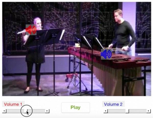 AI có thể tách tiếng nhạc cụ khỏi video chỉ trong một nốt nhạc