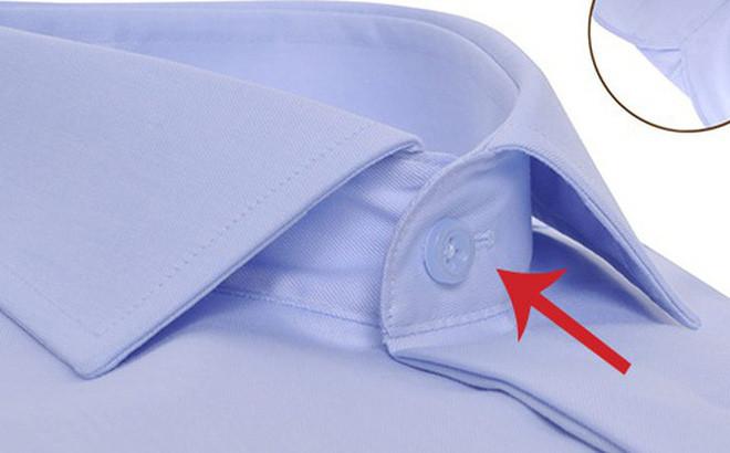 Ai cũng mặc áo sơ mi nhưng không hề biết sự tồn tại của chi tiết khó hiểu này