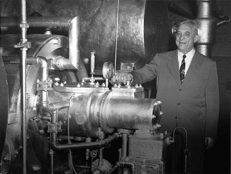 Ai phát minh ra máy điều hòa nhiệt độ?