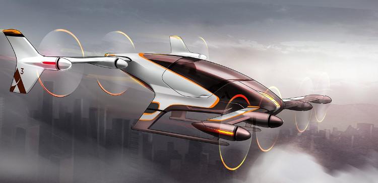Airbus sẽ thử nghiệm taxi bay tự lái vào cuối năm nay