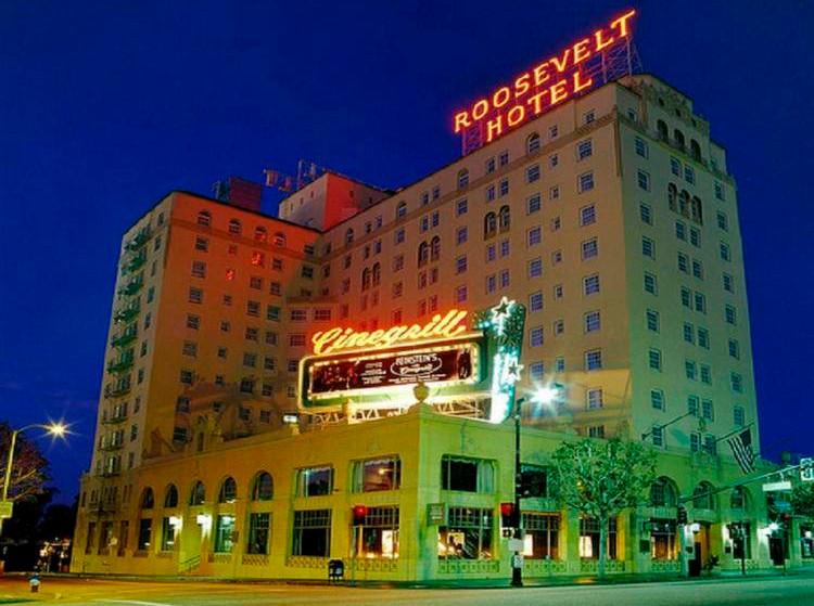 Ám ảnh 5 khách sạn ma ám đáng sợ nhất nước Mỹ