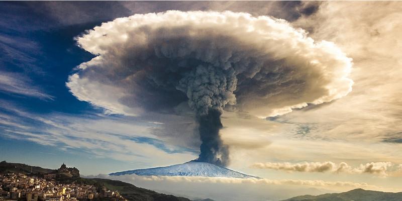 Ám ảnh những thảm họa núi lửa khủng khiếp nhất thế giới