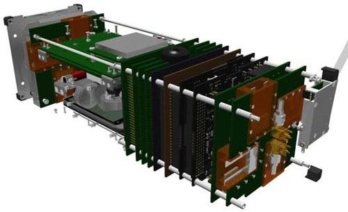 Anh phát triển vệ tinh nano được trang bị Kinect - 1