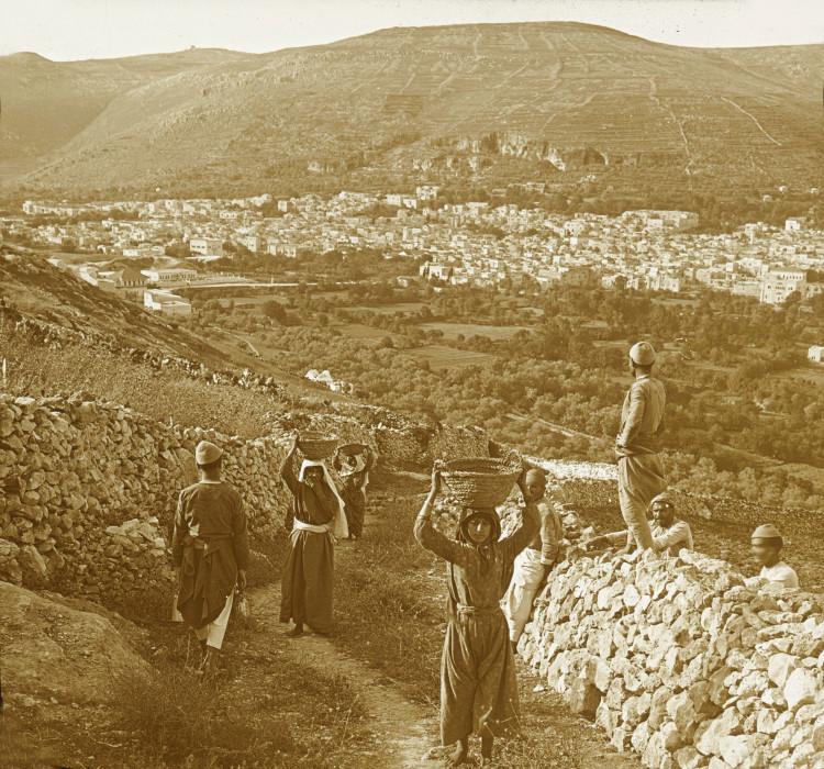 Ảnh vô giá về vùng đất Thánh nổi tiếng trong lịch sử