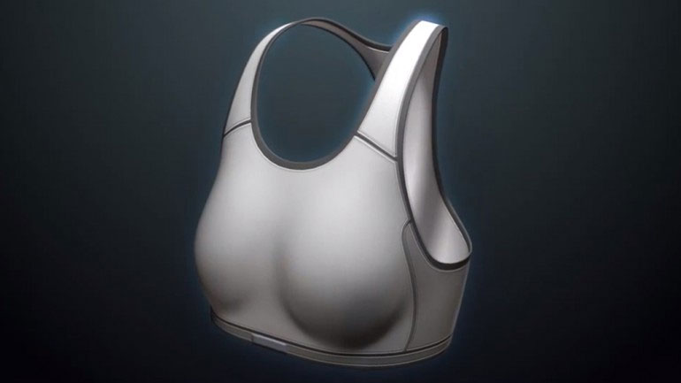 Áo ngực mới biết cảnh báo ung thư vú