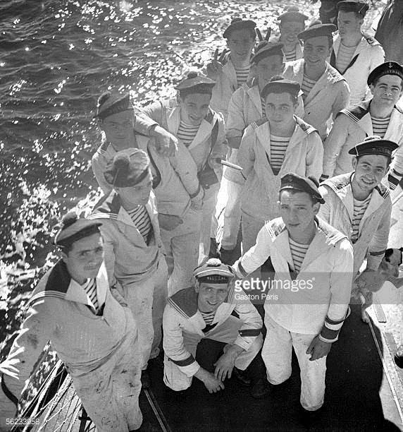 Áo sọc ngang - từ trang phục của thủy thủ đến biểu tượng kinh điển