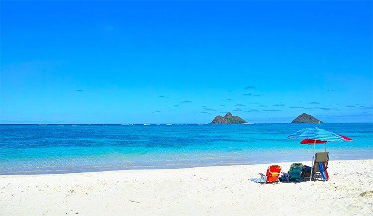 Bãi cát trắng tuyệt đẹp ở Hawaii thực chất chỉ là... phân cá?