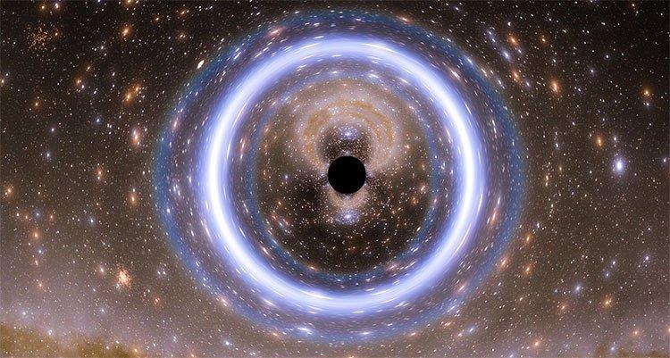 Bạn đang được ngắm nhìn bức hình rõ nhất lịch sử về cái gọi là trung tâm dải Ngân hà