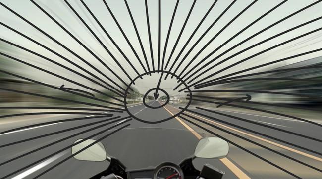Bạn sẽ không dám lái xe quá nhanh nữa nếu biết đến hiện tượng ai cũng gặp phải này