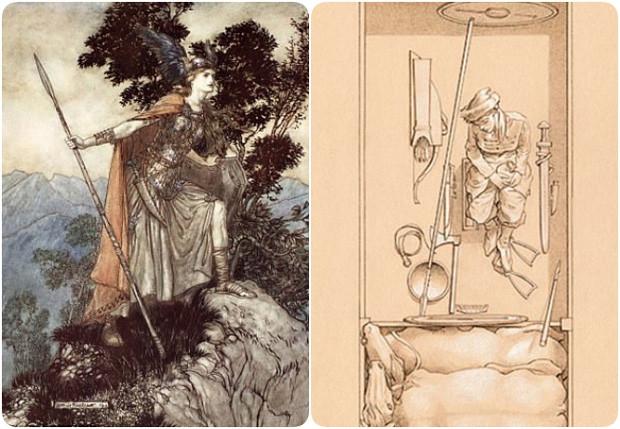 Bằng chứng đầu tiên cho thấy nữ chiến binh của tộc Viking có tồn tại