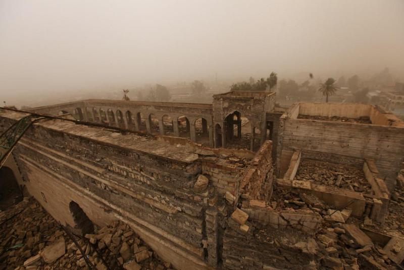 Bất ngờ phát hiện cung điện 2.600 tuổi dưới lăng mộ nhà tiên tri Jonah