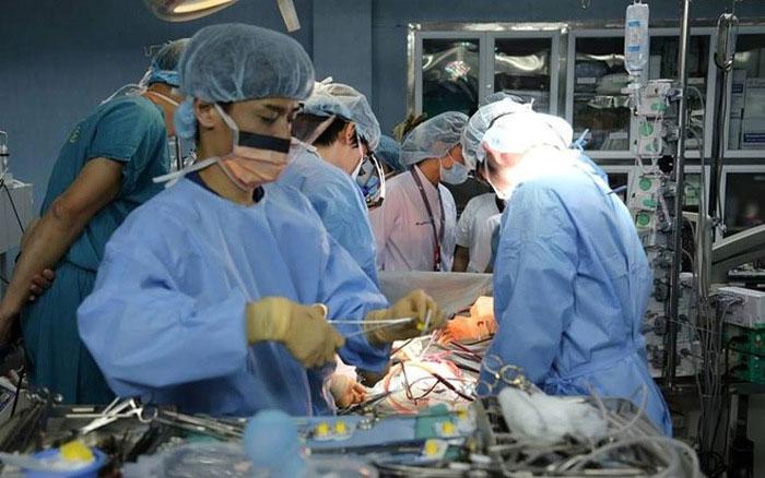 Bệnh viện Việt Đức chuẩn bị lần đầu ghép phổi từ người cho chết não