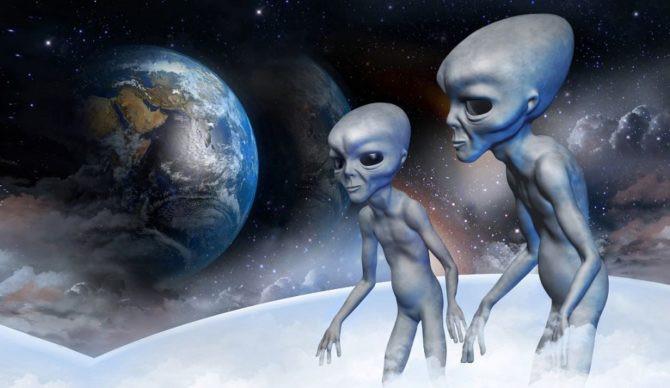 Bí ẩn người ngoài hành tinh: Theo dấu lịch sử (Phần 1)