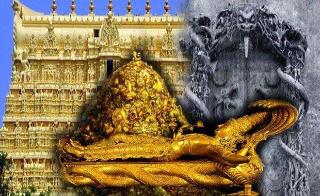 Bí ẩn những ngôi đền vượt thời gian ở Ấn Độ: Có cái giá trị tới 100 tỉ USD!