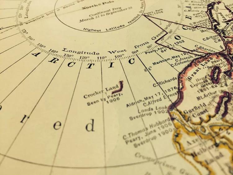 Bí ẩn sự tồn tại của hòn đảo ma trên Đại Tây Dương