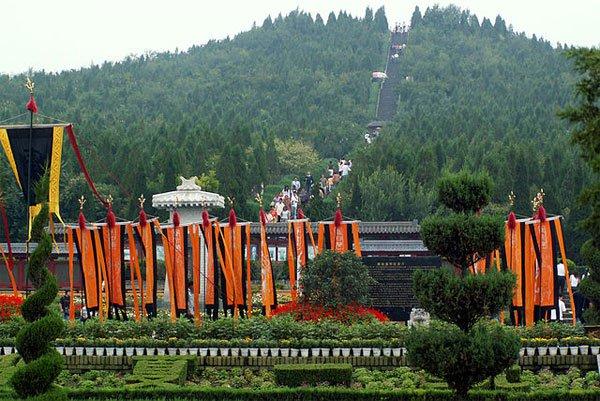Bí ẩn về lăng mộ Tần Thủy Hoàng