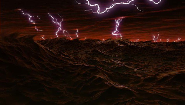 Bí ẩn về những cơn bão sét điên rồ trên sao Mộc đã có lời giải!