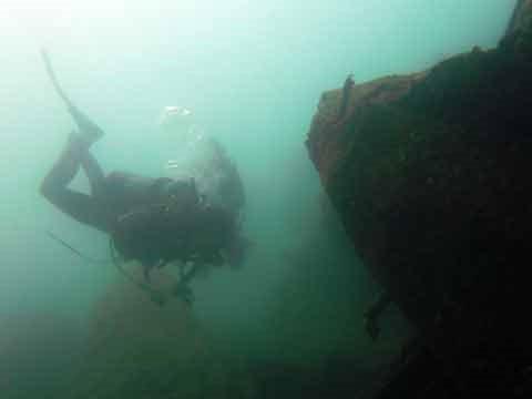Bí ẩn về những con tàu bị đắm tại Việt Nam: Dưới đáy đại dương!